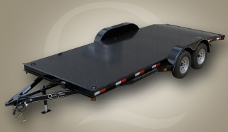 Diamond Deck Car Hauler Trailer