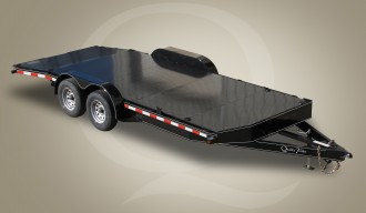 Diamond Deck Car Hauler