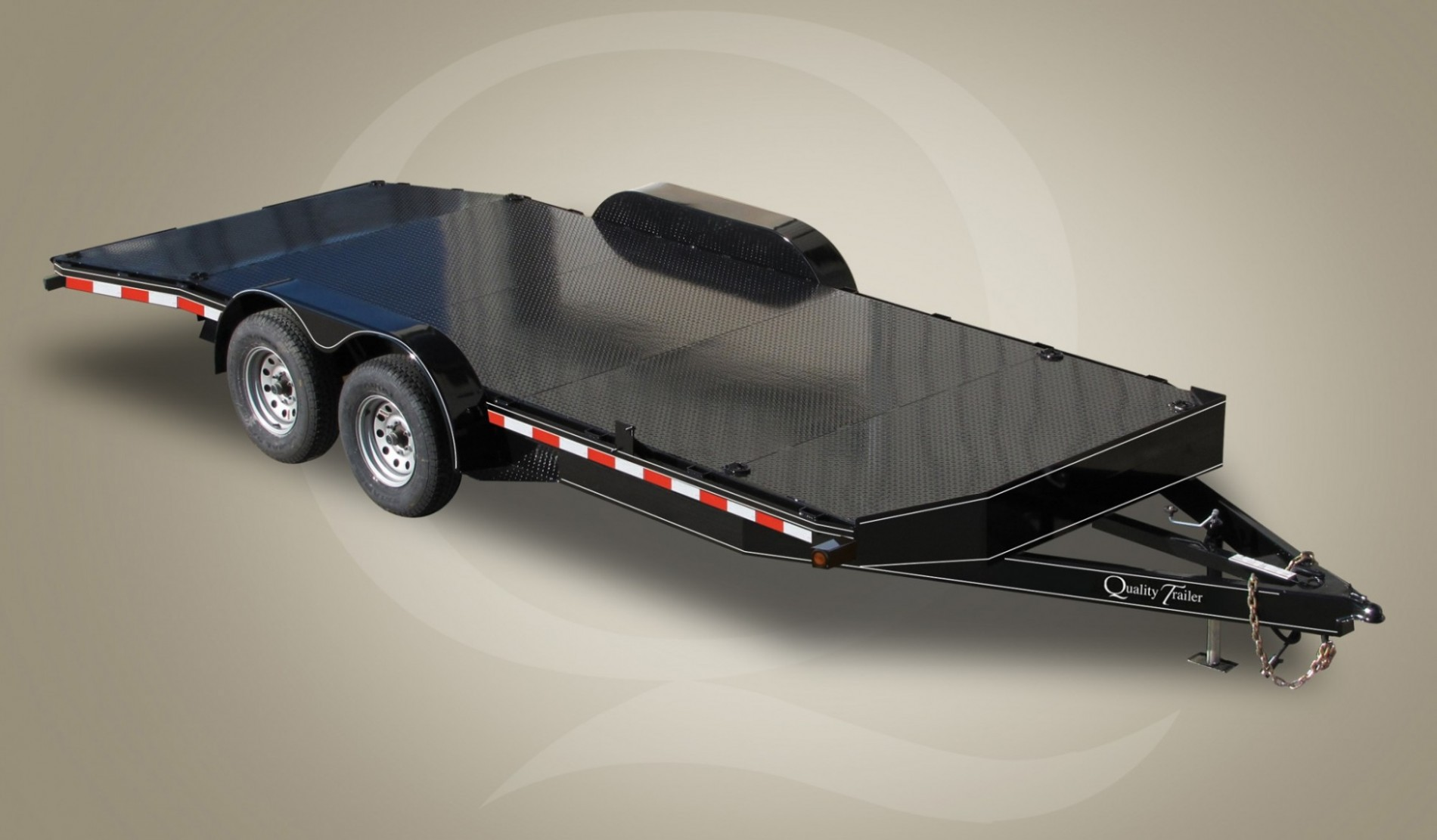 Diamond Deck Car Hauler