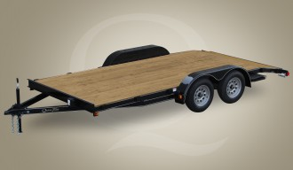 Economy Series Wood Floor Trailer
