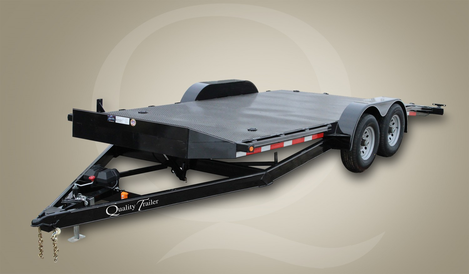 10000 Gvwr Professional Series Quality Trailers